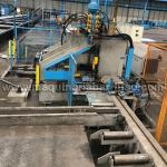 Maquina automatica hidraulica para corte de angular VERNET BEHRINGER