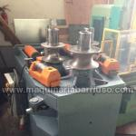 Profile bending machine COMAC shaft 100 with tools