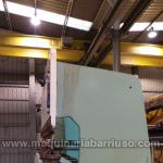Hydraulic pressbrake MEBUSA of 4000 x 200 Tn