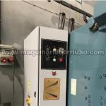 Cizalla DURMA de 4050 x 6 mm electrónica de corte vertical ángulo variable. Control Cybelec, husillo