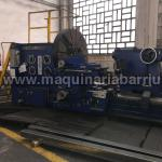 Lathe GEMINIS 2000 of 3.000 mm between point; swing over the bend 1800