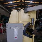 Plegadora LOIRE Mod. PHSE-125/30 de 3050 x 125 Tn equipada con control DNC 80