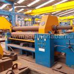 Mechanical plate roll bending machine AJIAL EPART