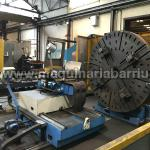 Air lathe TADU Mod. FS 750  with dish 1800 mm
