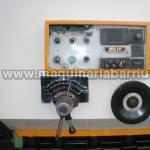 Cizalla MEBUSA hidraulica de 2000x10 mm.