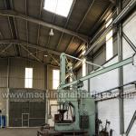 LOIRE Gooseneck press of 300 Tn