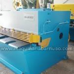 Cizalla BARRY 310 de 3000 x 10 mm.