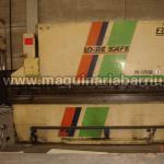 Plegadora hidraulica LOIRE SAFE mod. PH125/40 de 4000x125 Tn.