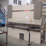 Plegadora DURMA CNC HAP 30120 de 3000 x 120 CNC 4 EJES.