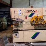 Punching machine GEKA 110 SD