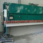 Hydraulic shear LOIRE of 6000 x  10 mm.