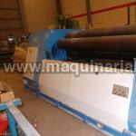 Plate roll BIRLIK HSM4 of 3100 x 22/18