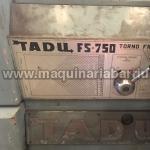 Torno frontal TADU Mod. FS-750