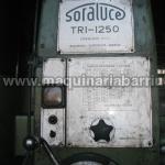 Taladro SORALUCE radial mod, TR1-1250