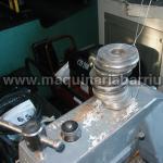 Bordonadora motorizada CMZ mod. 7R de 2 mm.