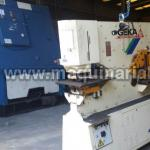 Punching machine GEKA 110 SD with punches