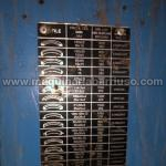 Curvadora de perfiles SAHINLER de eje de 100