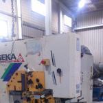 Punching machine GEKA Mod. Hydracrop 80 SD