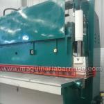Cizalla LOIRE hidraulica de 6000 x 10 mm.