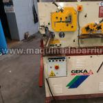 Punching machine GEKA Multicrop