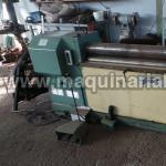 Plate roll bending machine 2050 x 6 mm