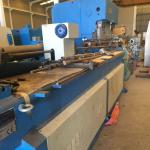 Pipe bending machine AMOB CH 120 CN2