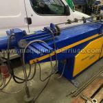 Curvadora de tubo TEJERO Mod. AHC55 de 2700 mm de longitud con utillaje
