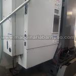 Centro de mecanizado vertical de alta velocidad marca HAAS modelo VF 5 SS