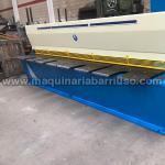 Cizalla hidraulica STILMAX de 4050 x 6 mm