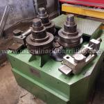 Curvadora COMAC Mod. 3075HV8V equipada con utillaje
