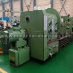 Torno GEMINIS Mod. GE-2200 de 9000 mm entre puntos y volteo de 2400