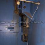 Plegadora ERMAKSAN de 4050x400 Tn de tres ejes