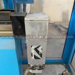 Plegadora Axial de 4050 x 140 Tn