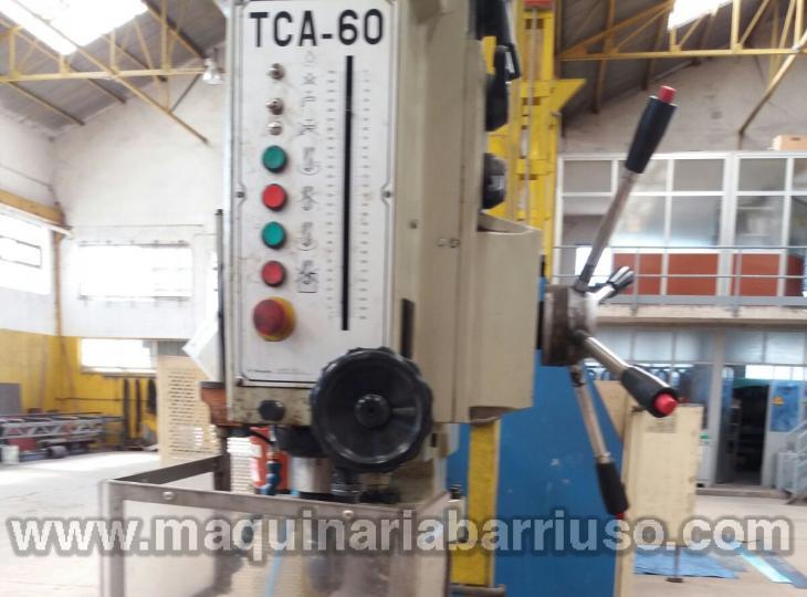 Taladro de columna ERLO TCA-60