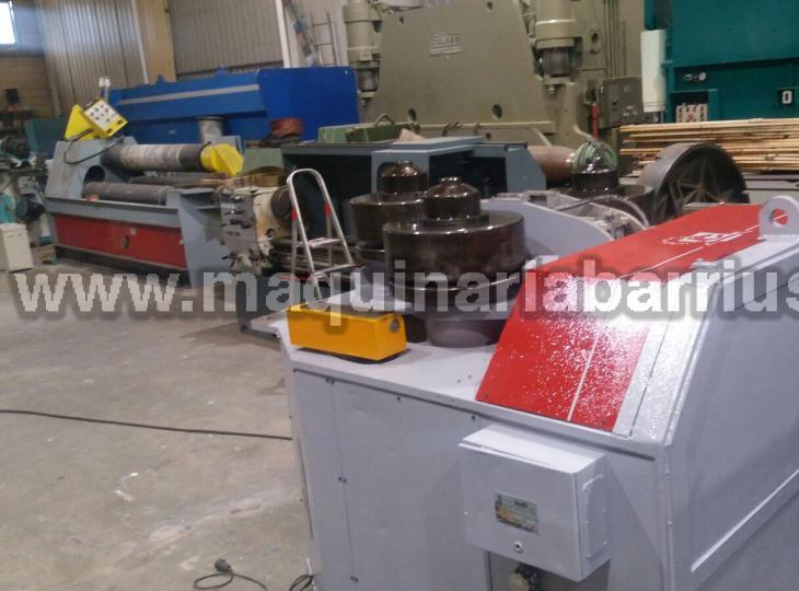 Profile bending machines CASANOVA Mod. FC04 axis of 150x150 mm