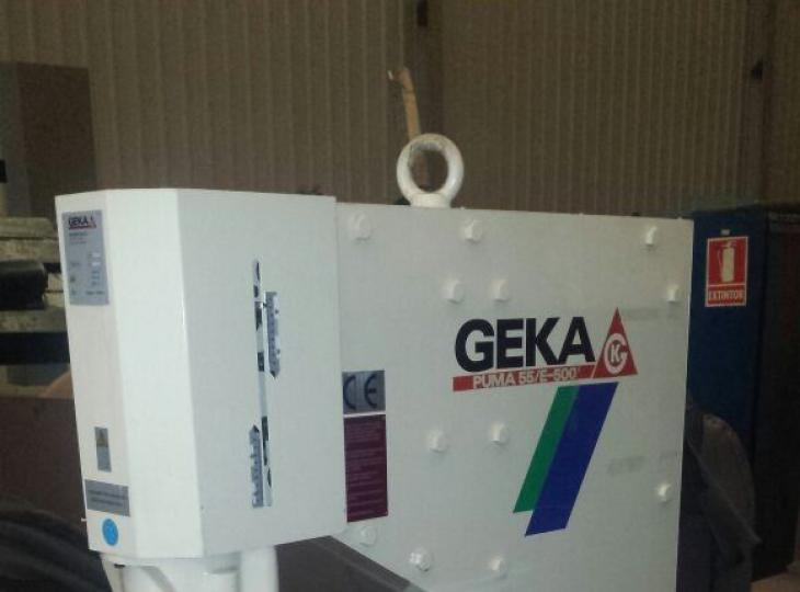 Punching machine GEKA PUMA 55 S