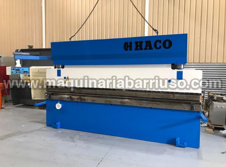 Press brake HACO PPM 40150 of 4050 x 150 Tn