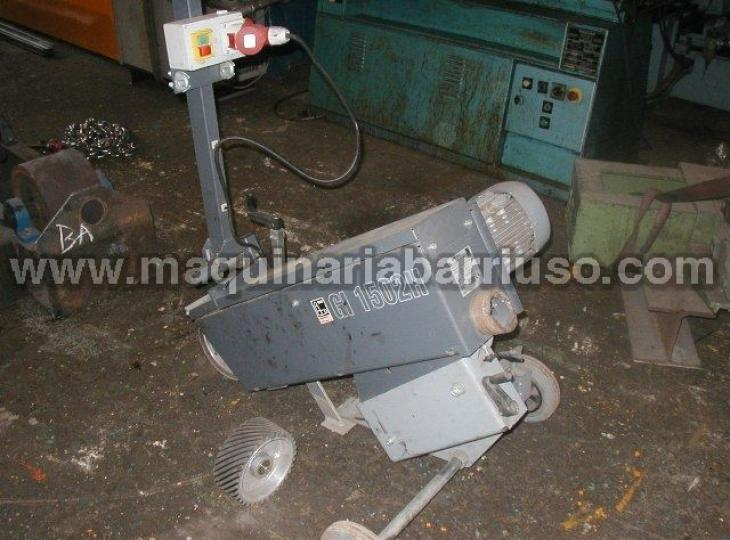 Pulidora GRIT AS mod. GI 1502H para acero inoxidable