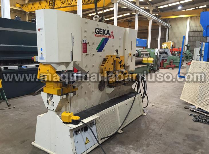 Punching machine GEKA 165 SD