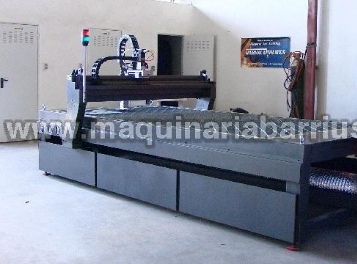 Mesa de corte por PLASMA 3000 x 1500 CNC