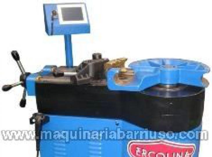 Curvadora de tubos ERCOLINA modelo TB 90.