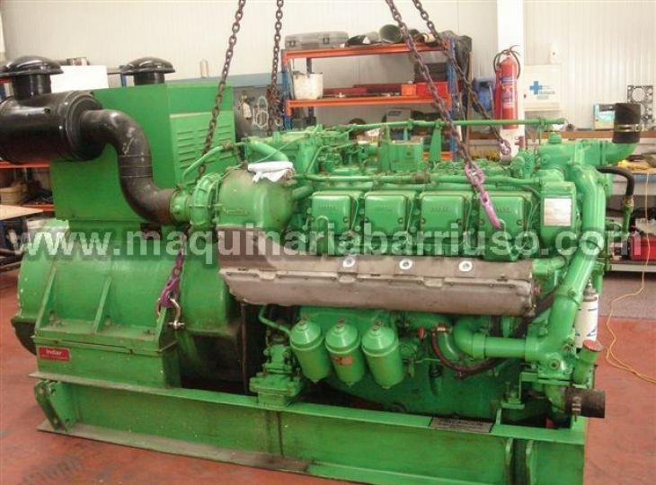 Generador 820 Kva