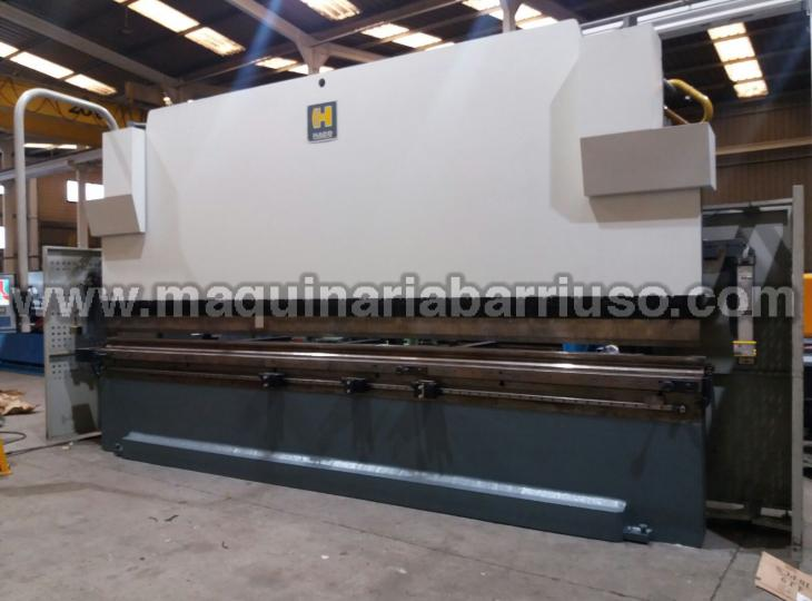 Press brake HACO ERM 60320 of 6000 x 320 Tn